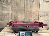 Дисковый окучник Булат Ф-370 (двойная сцепка 800 мм,круглые стойки), фото 9