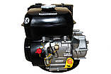 Бензиновый двигатель Weima ВТ170F-S(CL) (центробежное сцепление, вал 20 мм, шпонка), фото 2