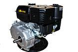 Бензиновый двигатель Weima ВТ170F-S(CL) (центробежное сцепление, вал 20 мм, шпонка), фото 3