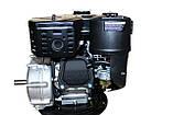Бензиновый двигатель Weima ВТ170F-S(CL) (центробежное сцепление, вал 20 мм, шпонка), фото 5