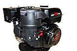 Бензиновый двигатель Weima ВТ170F-S(CL) (центробежное сцепление, вал 20 мм, шпонка), фото 7
