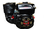 Бензиновый двигатель Weima ВТ170F-S(CL) (центробежное сцепление, вал 20 мм, шпонка), фото 9