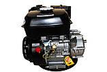 Двигун бензиновий WEIMA W230F-S (CL) (відцентрове зчеплення, 7,5 л. с., шпонка, 20 мм), фото 2