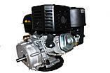 Двигатель бензиновый Weima WM190FE-S (CL) (центробежное сцепление, шпонка 25 мм, 16 л.с.), фото 4