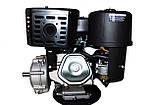 Двигатель бензиновый Weima WM190FE-S (CL) (центробежное сцепление, шпонка 25 мм, 16 л.с.), фото 8