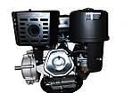 Двигун бензиновий Weima WM192F-S (CL) (відцентрове зчеплення, шпонка, 18 л. с., ручний стартер), фото 5