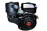 Двигатель бензиновый Weima WM192F-S (CL) (центробежное сцепление, шпонка, 18 л.с., ручной стартер), фото 6