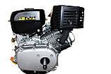 Двигун бензиновий Weima WM192F-S (CL) (відцентрове зчеплення, шпонка, 18 л. с., ручний стартер), фото 7