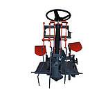 Адаптер-мототрактор ЕВРО-Т5 БелМет  для мотоблока с воздушным охлаждением, фото 6