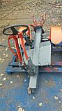 Адаптер-мототрактор ЕВРО-Т5 БелМет  для мотоблока с воздушным охлаждением, фото 7