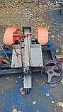 Адаптер-мототрактор ЕВРО-Т5 БелМет  для мотоблока с воздушным охлаждением, фото 9