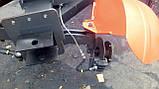 Адаптер-мототрактор ЕВРО-Т5 БелМет  для мотоблока с воздушным охлаждением, фото 10