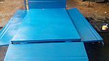 Причіп БелМет 115х180 (самоскид, жигулівська маточина, 1,5 мм), фото 7