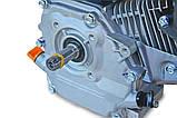 Двигатель бензиновый Weima WM 170F-S (два фильтра, шпонка 20 мм, 7,0 л.с.), фото 6