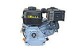 Двигатель бензиновый Weima WM 170F-S (два фильтра, шпонка 20 мм, 7,0 л.с.), фото 8