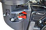 Двигатель бензиновый Weima WM 170F-S (два фильтра, шпонка 20 мм, 7,0 л.с.), фото 9