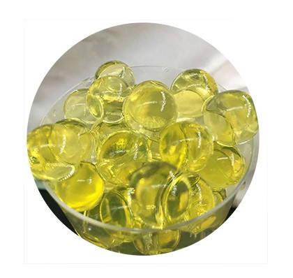 Шарики орбиз 50000 шт. светло-желтого цвета (гидрогелевые шарики), фото 2