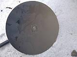 Диски Ø40 для окучника со стойками в литой ступице БелМет, фото 4