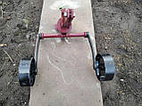 Сцепка универсальная с опорными колесами (42 см) БелМет, фото 2