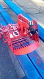 Картоплекопачка транспортерна карданна для мотоблоків Мотор Січ БелМет (активний ніж), фото 2