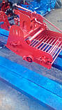 Картоплекопачка транспортерна карданна для мотоблоків Мотор Січ БелМет (активний ніж), фото 5