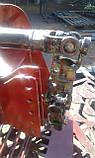 Картофелекопалка транспортерная карданная к мотоблоку БелМет (воздушка), фото 2
