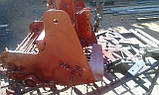 Картофелекопалка транспортерная карданная к мотоблоку БелМет (воздушка), фото 4