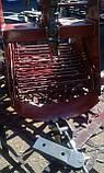 Картофелекопалка транспортерная карданная к мотоблоку БелМет (воздушка), фото 5