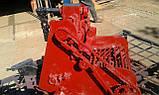 Картофелекопалка транспортерная карданная к мотоблоку БелМет (воздушка), фото 6