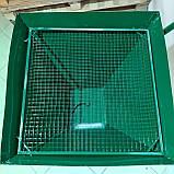Разбрасыватель ручной универсальный РРУ-55/2 (для соли,песка,удобрений), фото 8