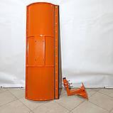 Лопата відвал до мотоблоку Булат (1,5 м, для мотоблоків з повітряним і водяним охолодженням, знімне кріплення), фото 6