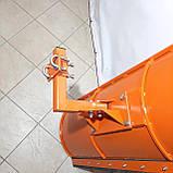 Лопата отвал к мотоблоку Булат (1,5  м, для мотоблоков с воздушным и водяным охлаждением, съемное крепление), фото 7