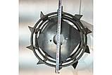 Колеса з грунт-ми 400/160 (10*10) СТАНДАРТ (3 мм) Булат, фото 5