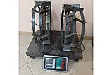 Колеса з грунт-ми 400/160 (10*10) СТАНДАРТ (3 мм) Євро Булат, фото 2