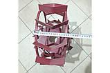 Колеса с грунтозацепами 380/160 (10*10, культиватор) Евро Булат, фото 2