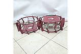 Колеса з грунтозацепами 380/160 (10*10, культиватор) Євро Булат, фото 3