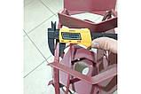 Колеса с грунтозацепами 380/160 (10*10, культиватор) Евро Булат, фото 4