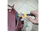 Колеса с грунтозацепами 380/160 (10*10, культиватор) Евро Булат, фото 5