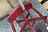 Колеса с грунт-ми 400/150 (10*10) СТАНДАРТ (3 мм) Булат, фото 4