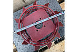 Колеса с грунт-ми 400/150 (10*10) СТАНДАРТ (3 мм) Булат, фото 5