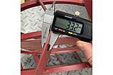 Колеса с грунт-ми 400/150 (10*10) СТАНДАРТ (3 мм) Булат, фото 6