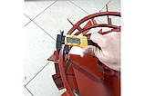 Колеса с грунт-ми 400(380)/150 мягкий ход Булат, фото 2