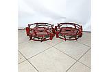Колеса с грунт-ми 400(380)/150 мягкий ход Булат, фото 5