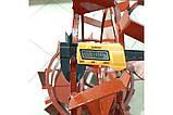 Колеса с грунт-ми 400(380)/150 мягкий ход Булат, фото 7