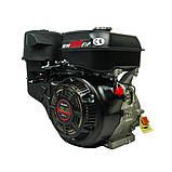 Двигун бензиновий Weima WM188F-S (13 к. с., шпонка 25 мм), фото 2
