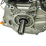 Двигун бензиновий Weima WM188F-S (13 к. с., шпонка 25 мм), фото 6