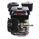 Двигун бензиновий Weima WM190FЕ-S New (шпонка, 16 л. с., електростартер), фото 2
