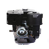 Двигун бензиновий Weima WM190FЕ-S New (шпонка, 16 л. с., електростартер), фото 7
