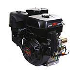 Двигун бензиновий Weima WM190FЕ-S New (шпонка, 16 л. с., електростартер), фото 9