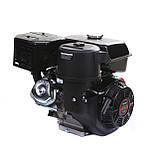 Двигатель бензиновый Weima WM190F-L (R) NEW (вал под шпонку, 25 мм, 16 л.с., редуктор ), фото 2